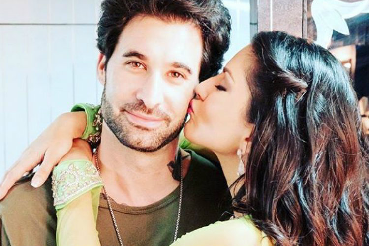 Sunny Leone and Daniel Weber (Courtesy: Instagram/ Sunny Leone)