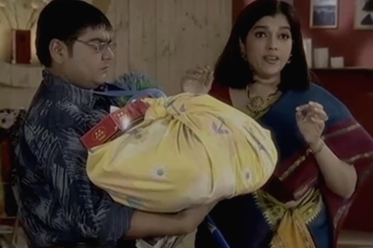 A still from Sarabhai vs Sarabhai