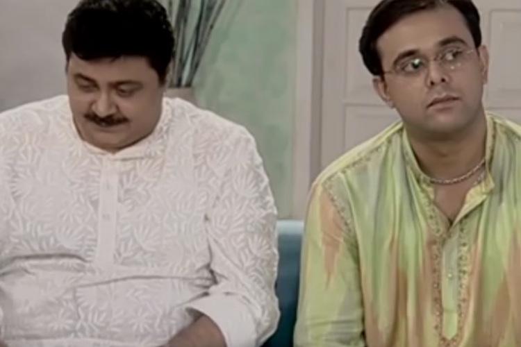 A still from Sarabhai vs Sarbhai (Courtesy: YouTube/Bolly Weed)