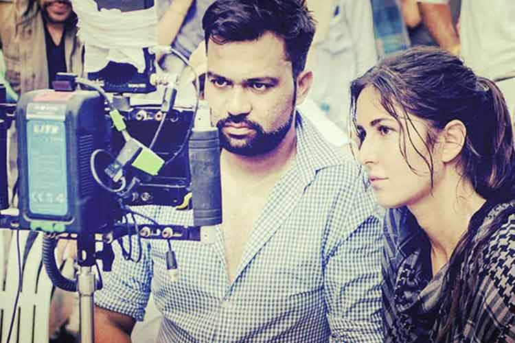 Tiger zinda hai on sets photo