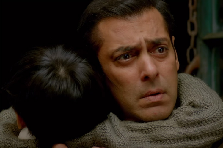 Salman Khan in a still from Tubelight teaser