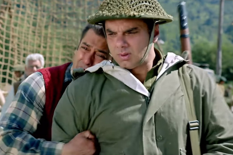 Salman Khan and Sohail Khan in Tubelight Teaser (Courtesy: YouTube/Salman Khan Films)