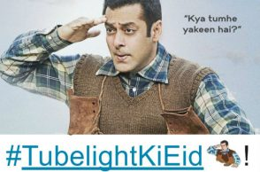 Salman Khan's Tubelight gets its own Twitter emoji