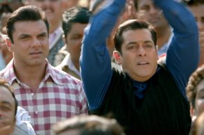 Tubelight trailer, Salman Khan in a still from Tubelight trailer, Salman Khan and Sohail Khan