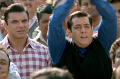 Salman Khan in a still from Tubelight trailer, Salman Khan and Sohail Khan