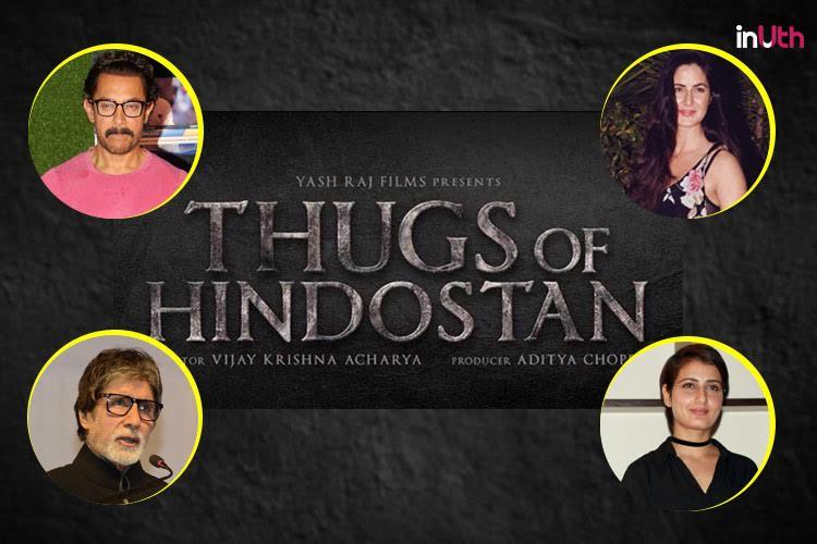 'Thugs of Hindostan' cast to kick-start shoot in Malta