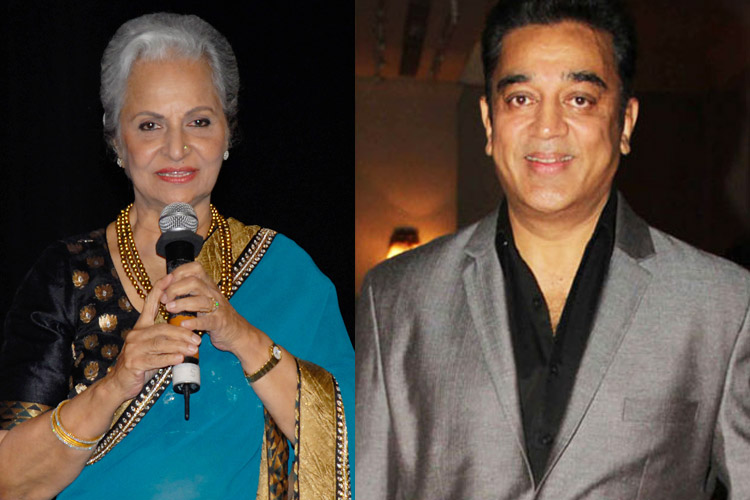Waheeda Rehman to play Kamal Haasan's mother in Vishwaroopam 2. Here are thedetails