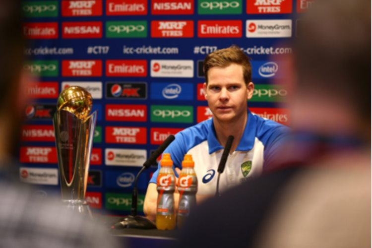 Champions Trophy: New Zealand v Australia rained off after Kane Williamson ton