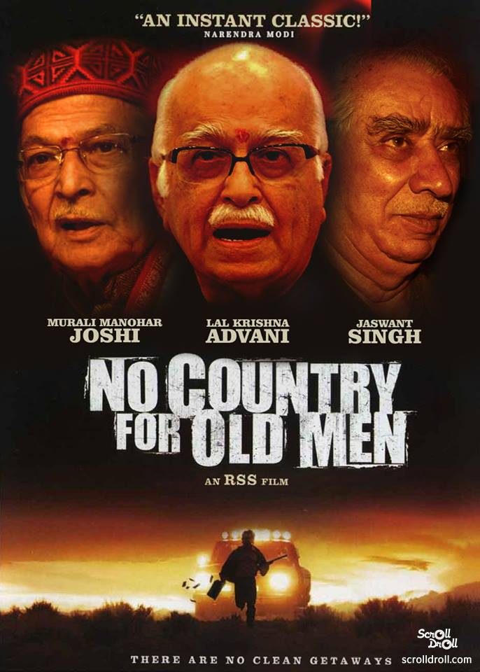 Title of biopics on Indian politicians, ScrollDroll