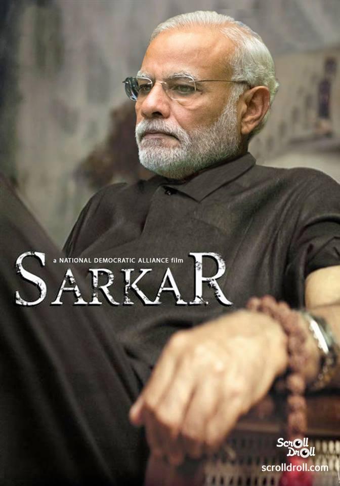 Title of biopics on Indian politicians, ScrollDroll