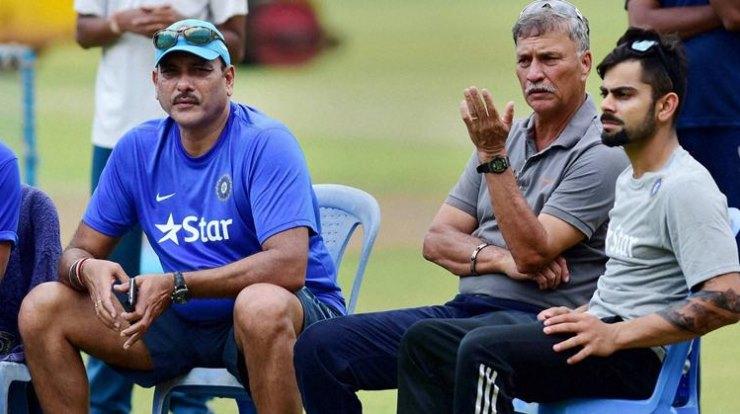 Indian cricket coach