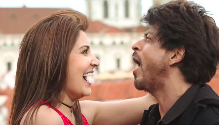 Shah Rukh Khan, Anushka Sharma, Jab Harry Met Sejal