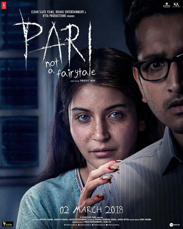 Anushka Sharma and Parambrata Chattopadhyay raising the excitement about Pari
