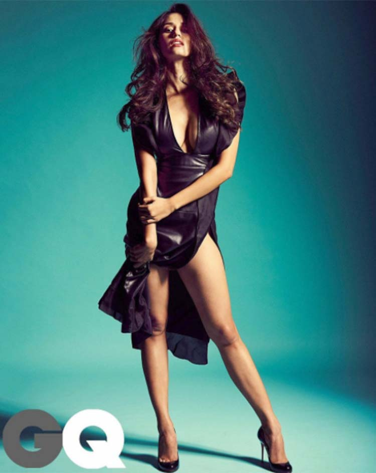 Disha Patani in her sexy avatar for GQ India