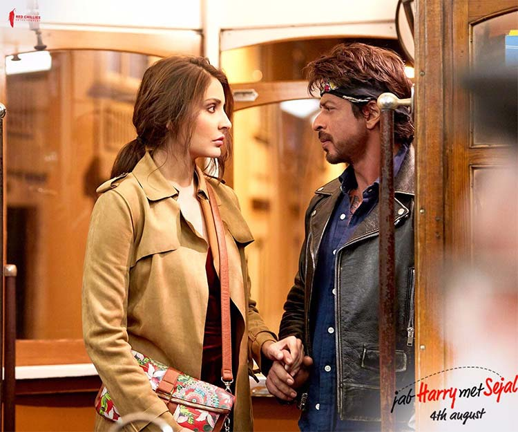 First Look Jab Harry Met Sejal First Look Photogallery Jab Harry