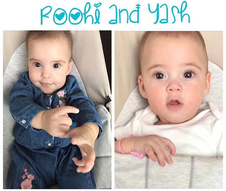 Karan Johar shares the cutest photos of his twins