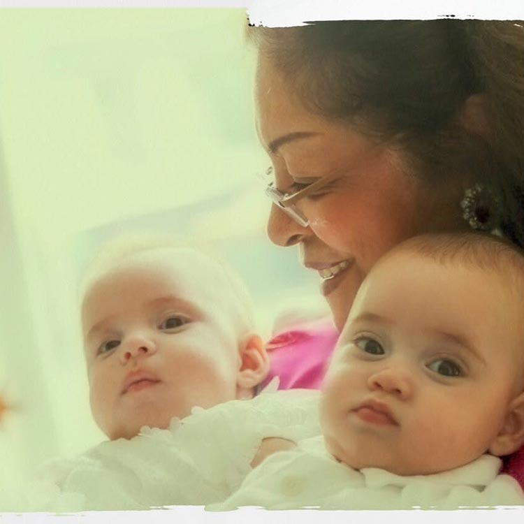 Karan Johar's babies are super cute