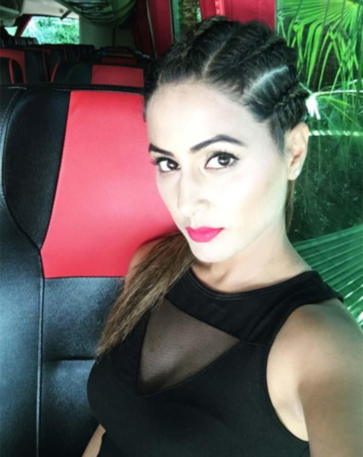 Khatron Ke Khiladi 8 Check Out The Photos Of Hina Khan S Massive