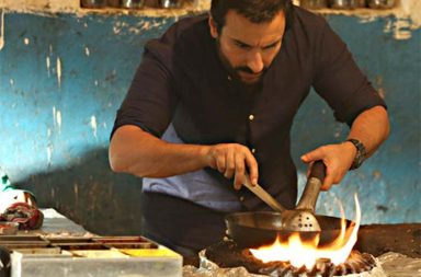 Saif Ali Khan's first look from Chef