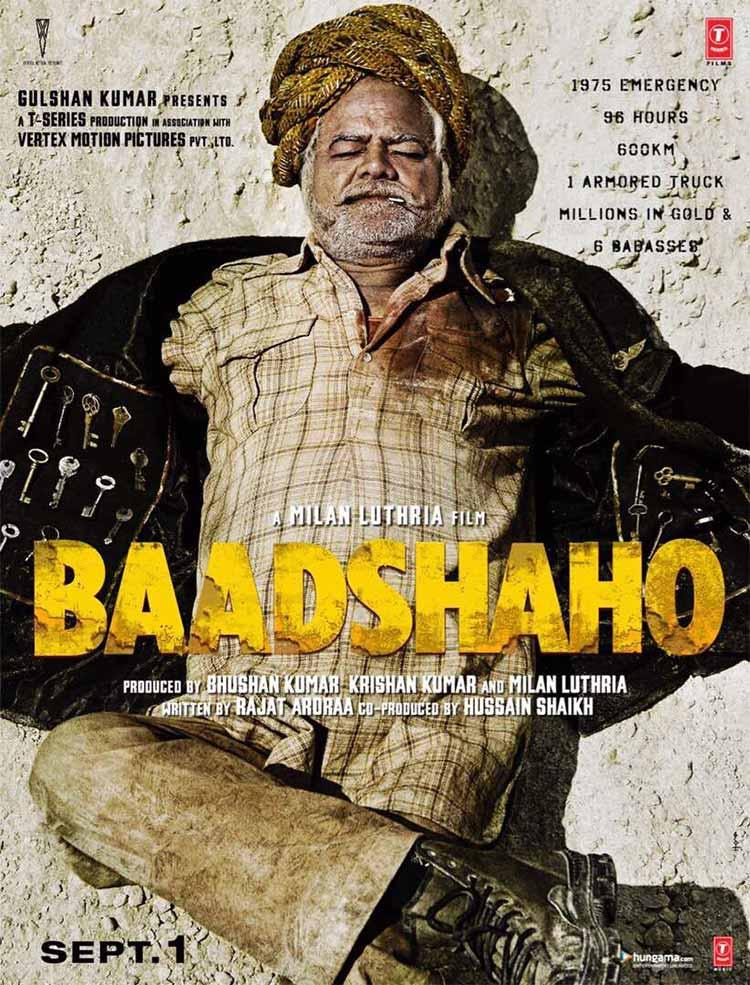 Sanjay Mishra's first look from Baadshaho