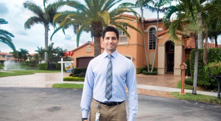 Sidharth Malhotra gives a sneak peek into his look from A Gentleman
