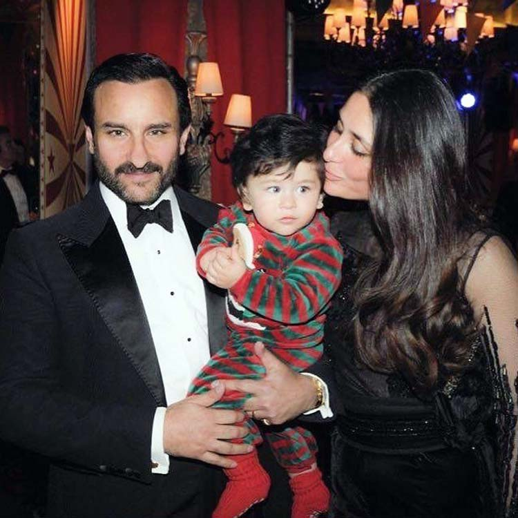 Taimur Ali Khan is cuteness overloaded in this throwback picture