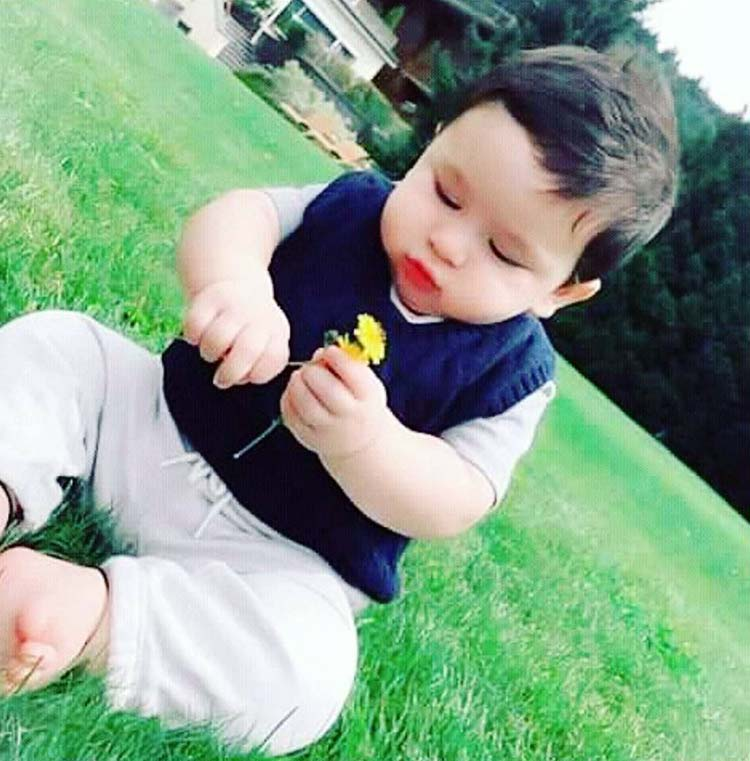 Taimur Ali Khan is the definition of cuteness for us