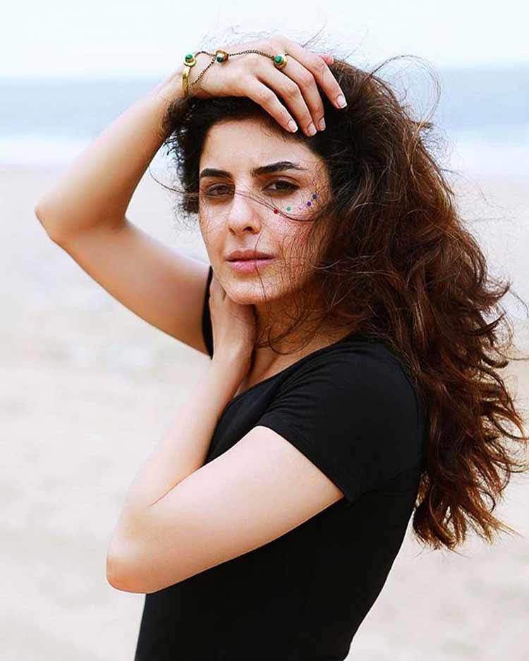 Tubelight actress Isha Talwar is a beautiful personality