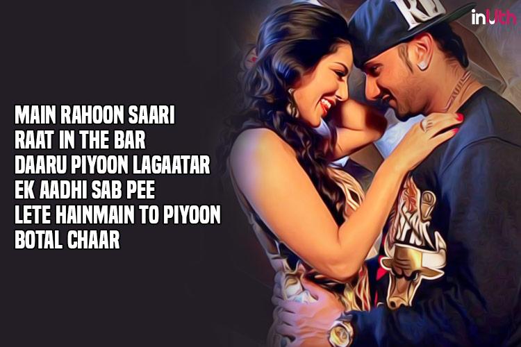 Sunny Leone, Honey Singh, Bollywood worst lyrics