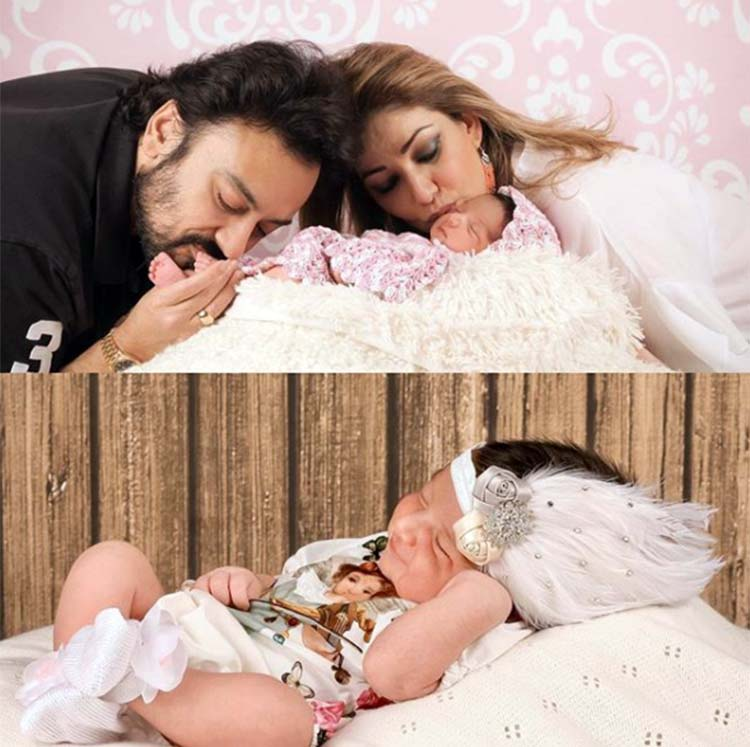 Adnan Sami's daughter Medina is a fairy princess