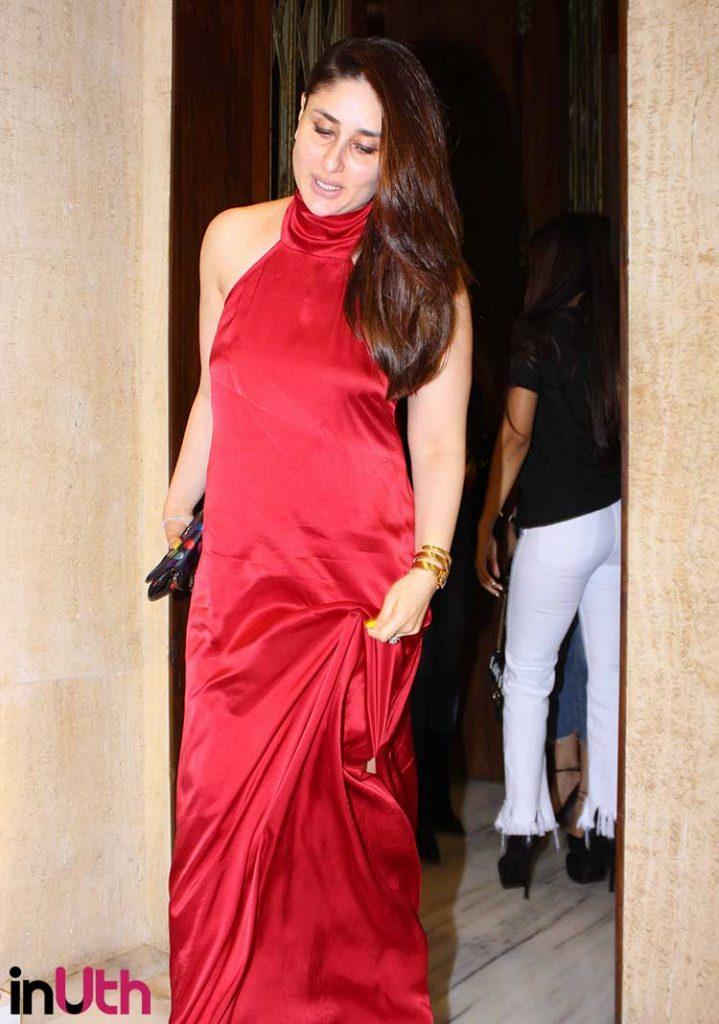 Kareena Kapoor Khan at Manish Malhotra's party