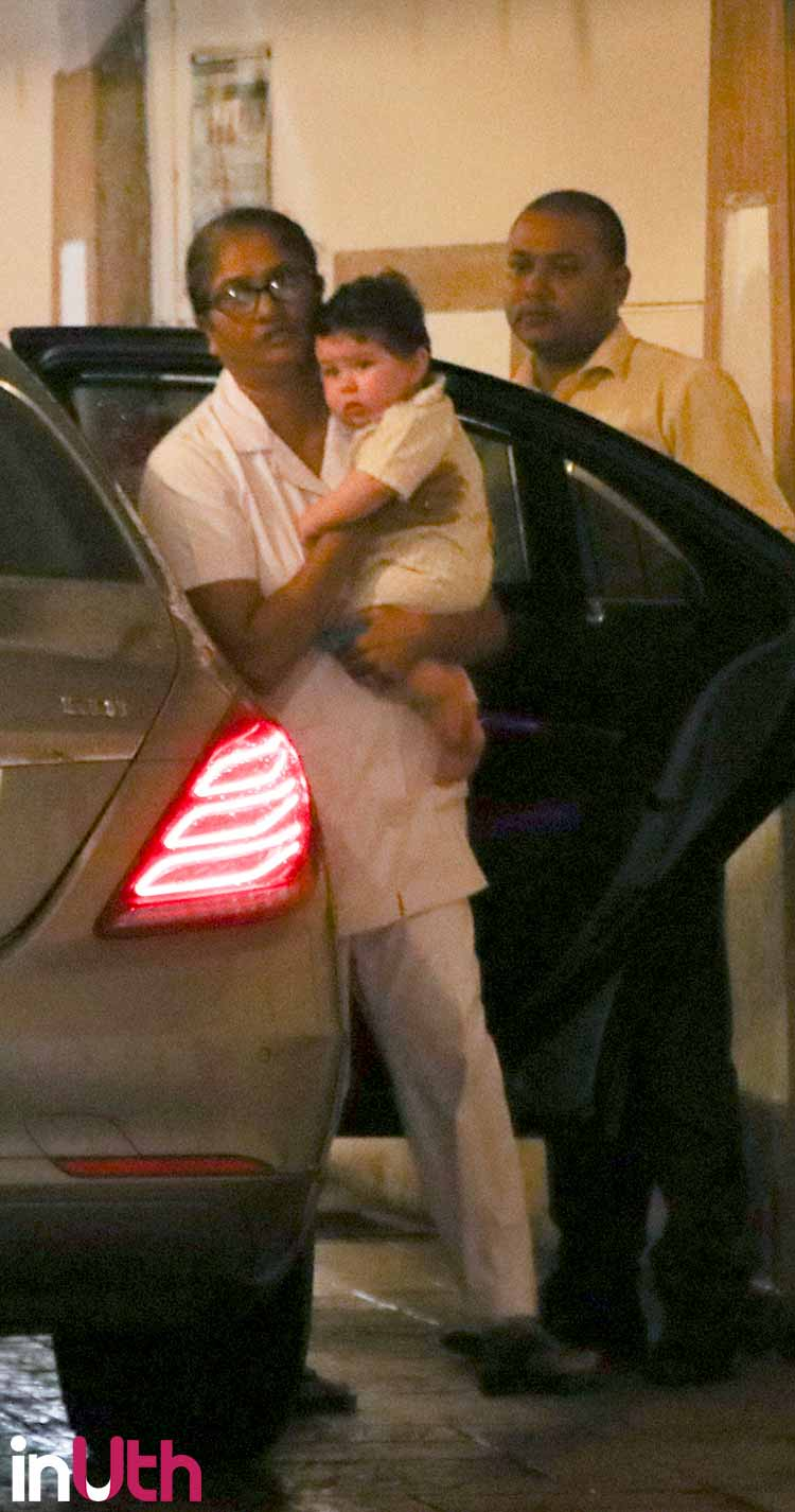 Kareena Kapoor's son Taimur is a carbon copy of mommy