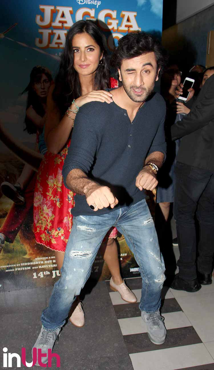 Jagga Jasoos Trailer Launch Photos, Jagga Jasoos Movie Trailer Launch Pics, Jagga -8710