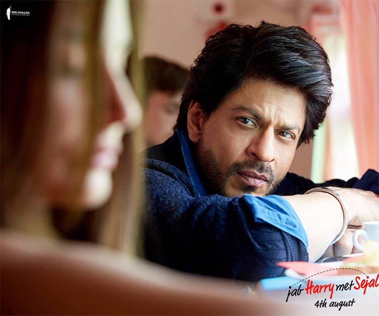 shah rukh khans killer look in jab harry met sejal | First ...