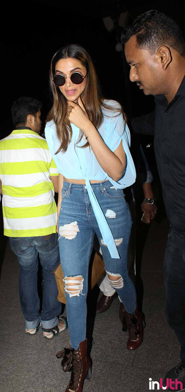 Deepika Padukone's crop top is love