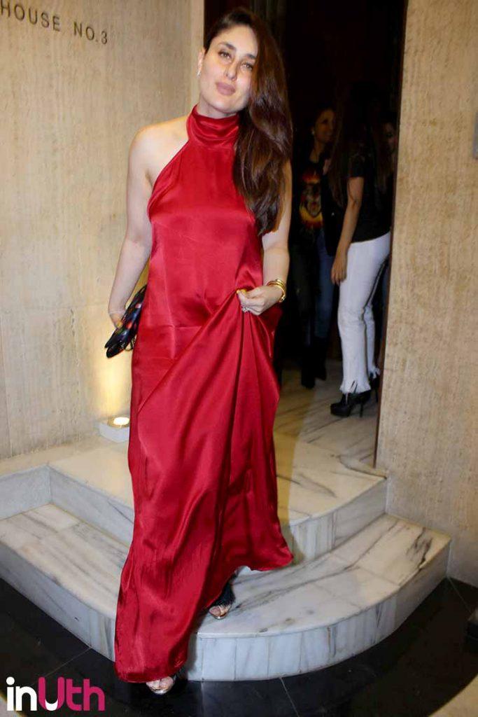 Kareena Kapoor Khan slaying the night away