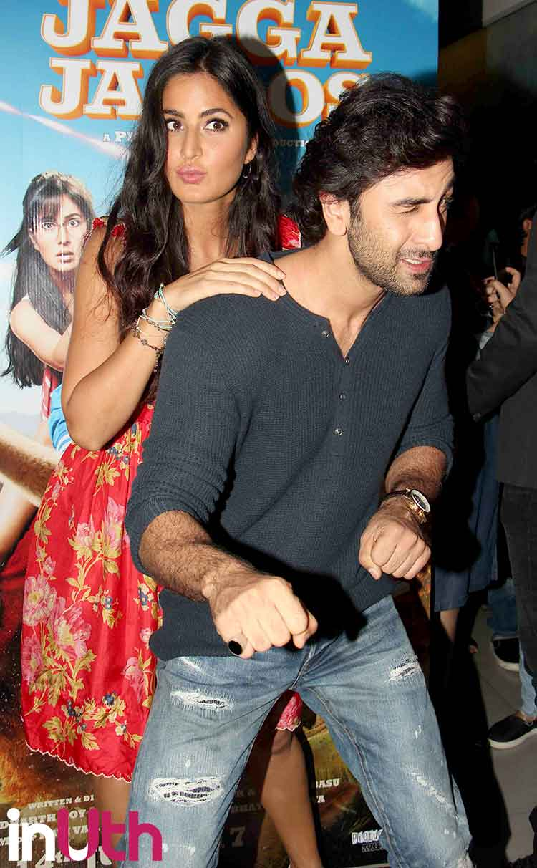 Ranbir Kapoor and Katrina Kaif launch second trailer of Jagga Jasoos