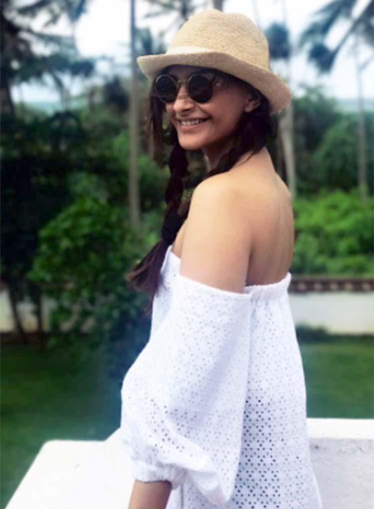Sonam Kapoor is the most beautiful traveller