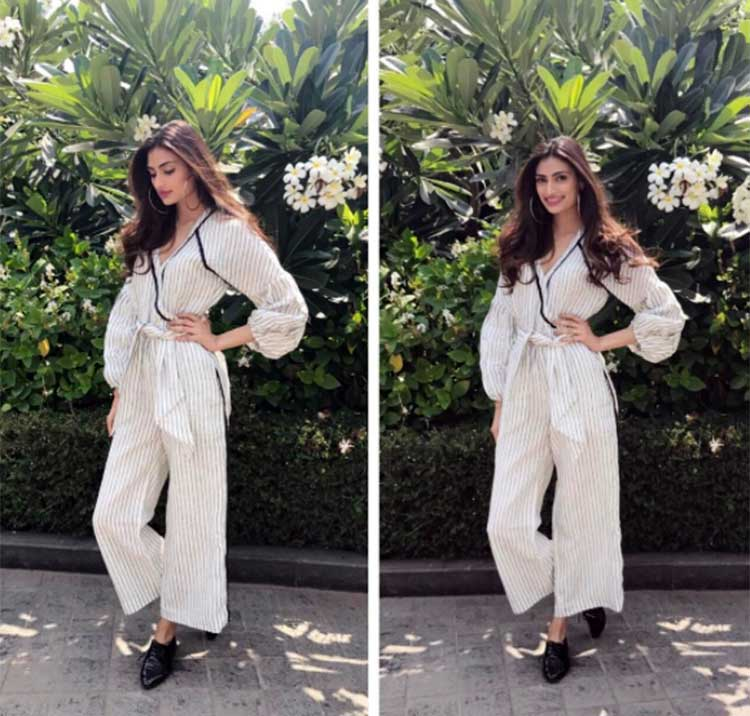 Athiya Shetty fights the summer heat with her style