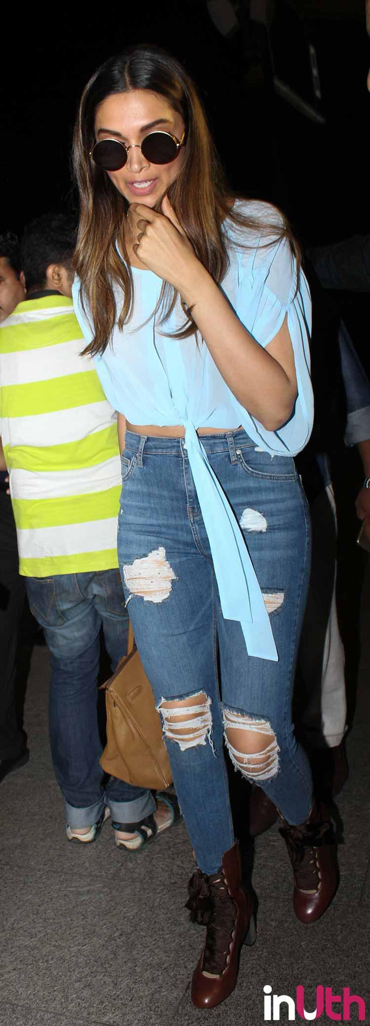 Deepika Padukone looks stunning here