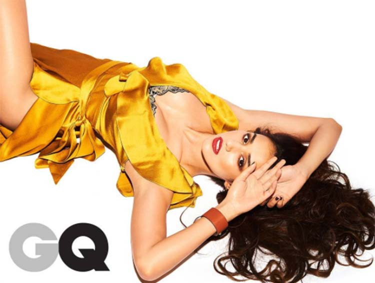 Disha Patani setting hearts on fire with her GQ shoot