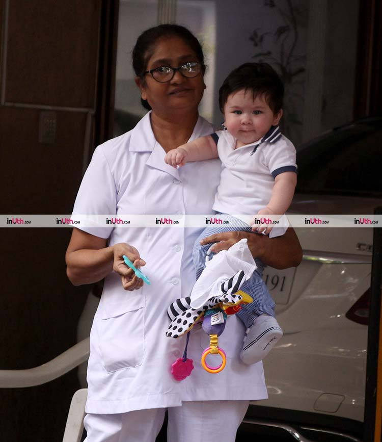 Kareena Kapoor's son is the sweetest being on earth