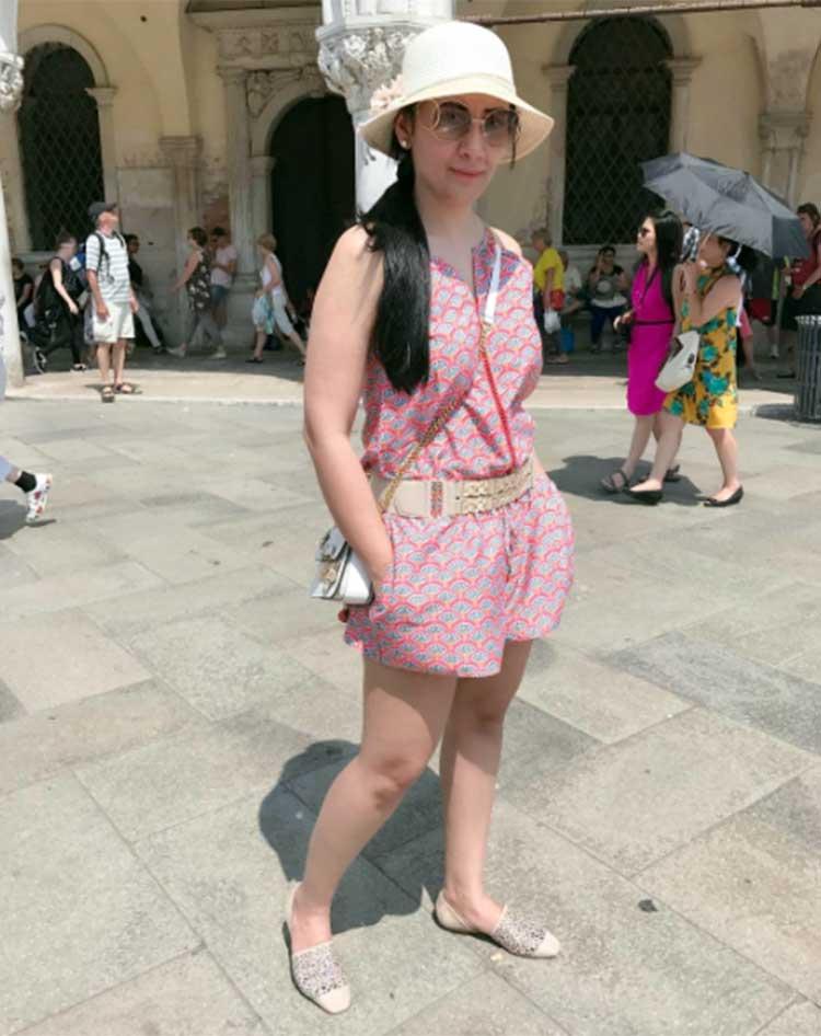 Maanyata and Sanjay Dutt's Europe vacation in pics | Manyata