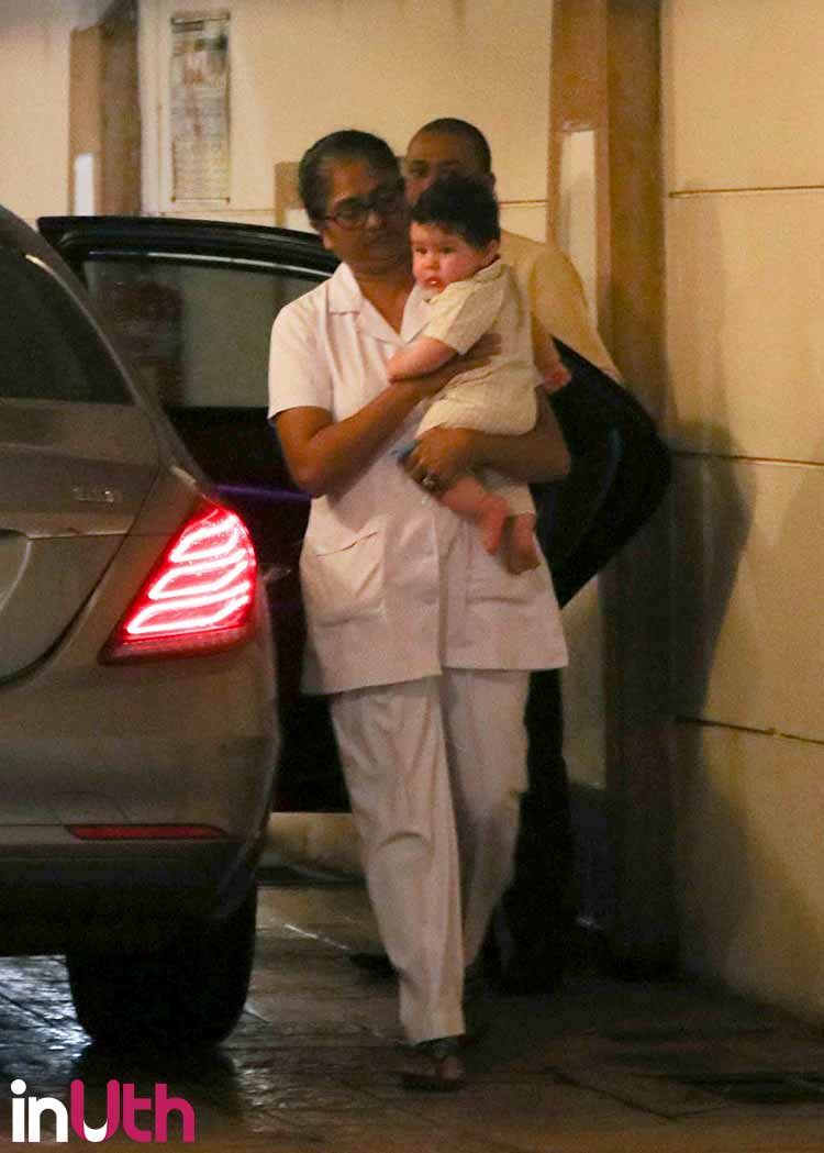 This photo of Taimur will make you smile from cheek to cheek