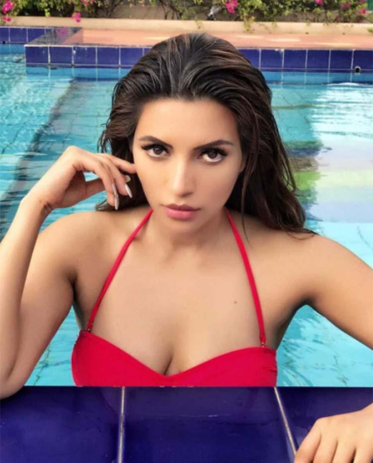 Gujarati girl in bikini