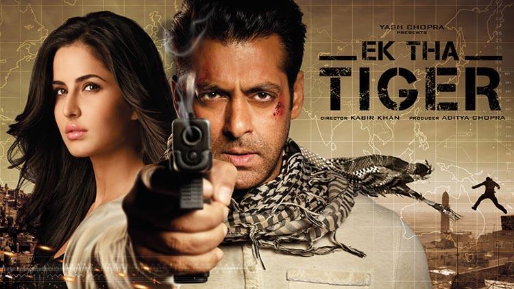 Salman Khan's Ek Tha Tiger was the fastest movie to reach the 100 crore club