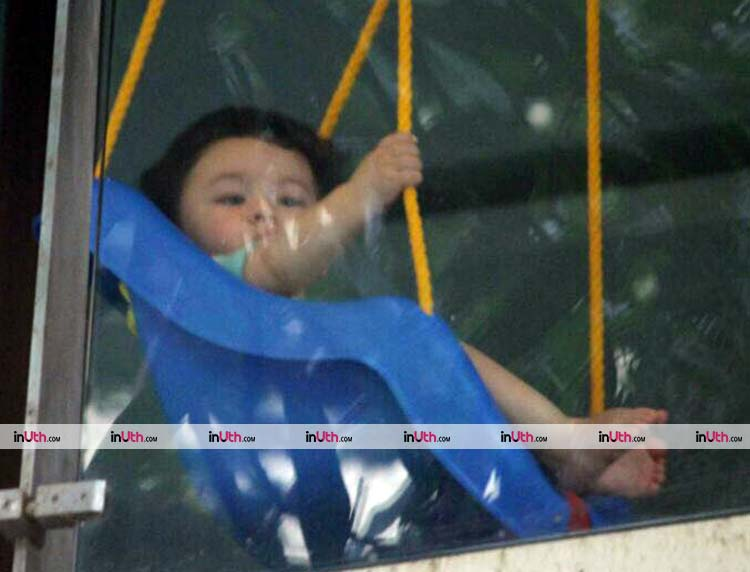 Taimur Ali Khan's let's swing Tuesday is what we all need in our lives