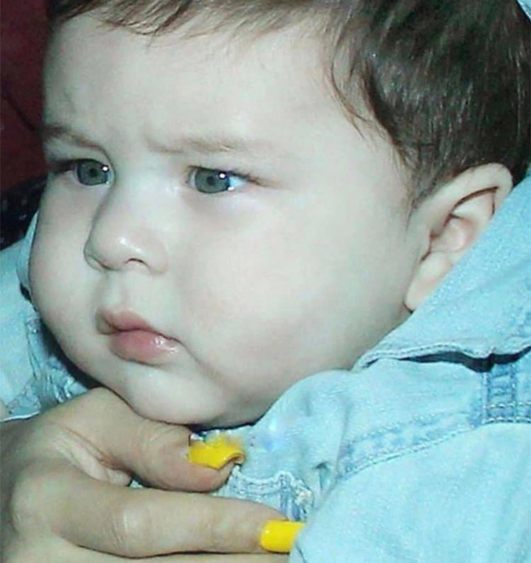 Taimur Khan to win you over with his sweetness