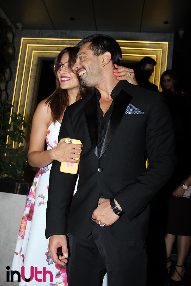Bipasha Basu and Karan Singh Grover look much in love