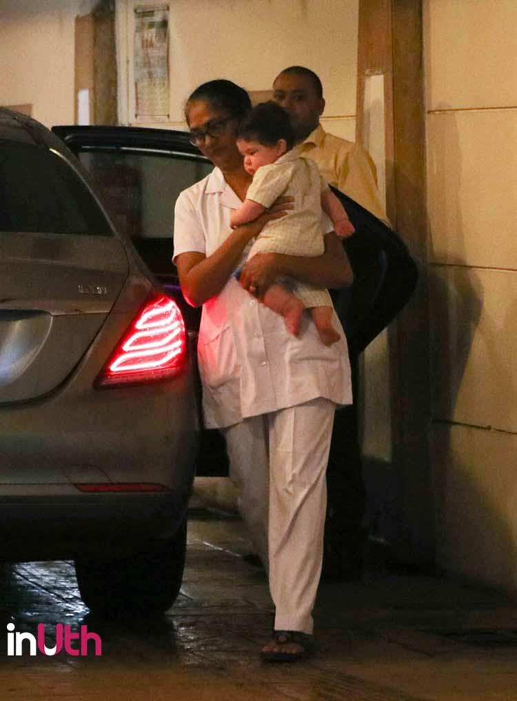 Kareena Kapoor's little boy Taimur is super lovely